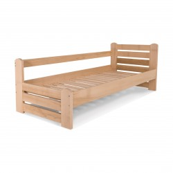 Country Bed in Beech...
