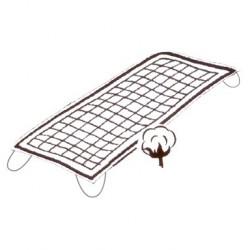 Mattress Pad in bio cotton