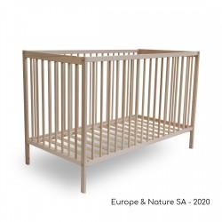 Lit bébé - 100% nature -...