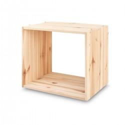 Stapelbox aus Kiefer...