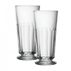 2 verres Long Drink  Pastis...