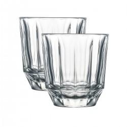 2 verres à eau City