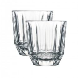 2 water glasses City