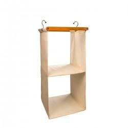 Organiser for the wardrobe...