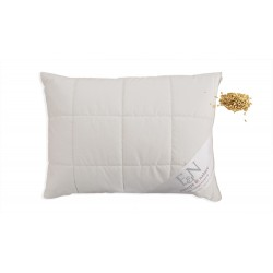 Spelt Pillow with quilted...