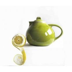 1 Teekanne - Lindgrün