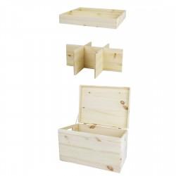 Maxi box with storage -...