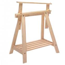 Trestles wood ajustable