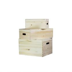 3 Aufbewahrungsboxen mit...