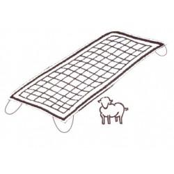 Surmatelas en laine lavable...