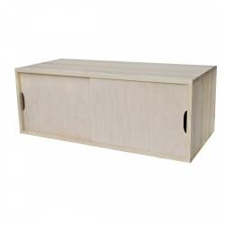 Aufbewahrungsbox - mit Türen