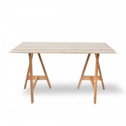 Desk space saving
