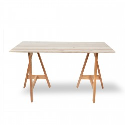 Platzsparender Schreibtisch