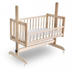 Cradle and Co-bed without...